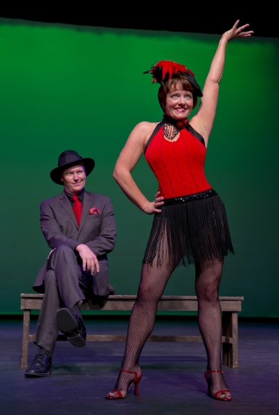 Photo Flash: First Look at Foothill Music Theatre's DAMN YANKEES