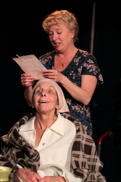 BWW Reviews: The Edge Theatre Welcomes Incredible Ensemble in THE SHADOW BOX