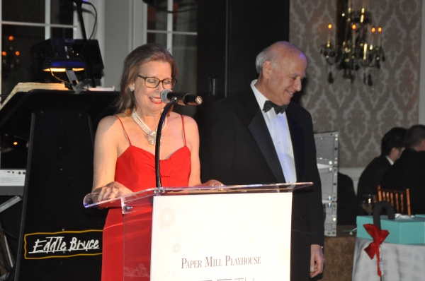 75th Anniversary Gala Chairs-Pamela Hirsch and Howard Hirsch Photo
