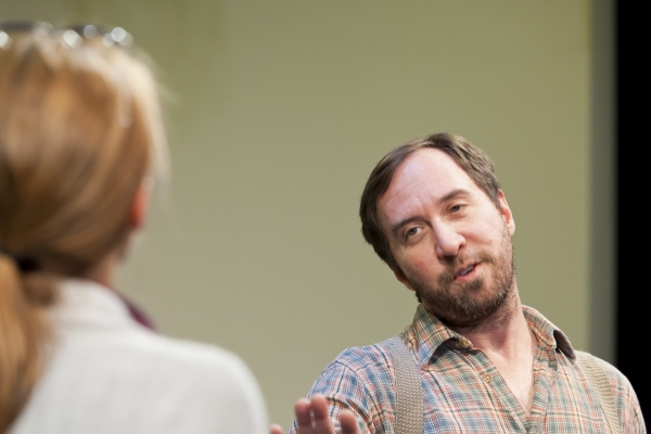 BWW Reviews: Catastrophic Theatre's THERE IS A HAPPINESS THAT MORNING IS is Fun, Stark, Strange, and Ridiculous