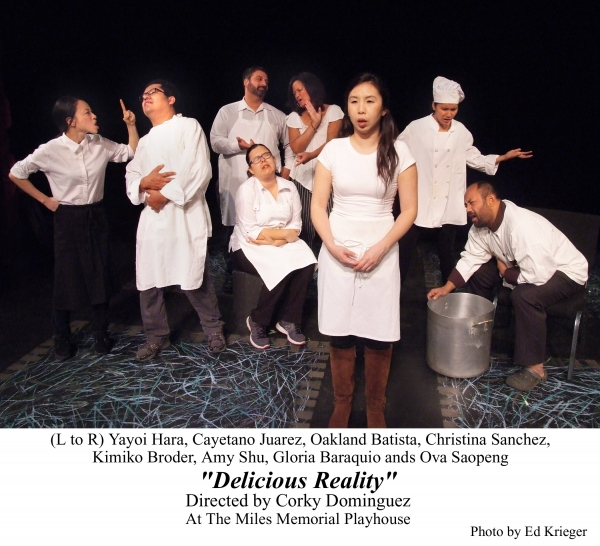 BWW Reviews: DELICIOUS REALITY Shares Tantalizing and Provocative Tales from LA's Restaurant Scene