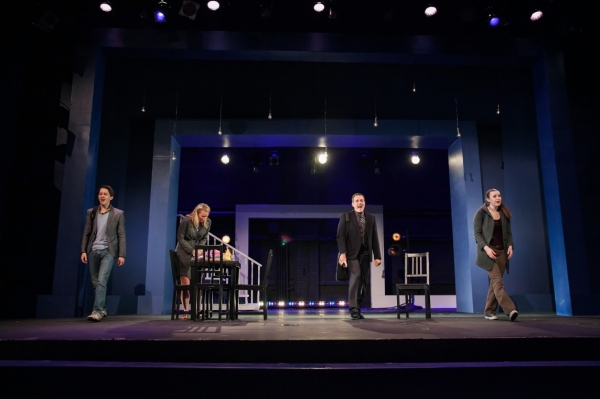 Photo Flash: New Production Shots from Civic Theatre's NEXT TO NORMAL