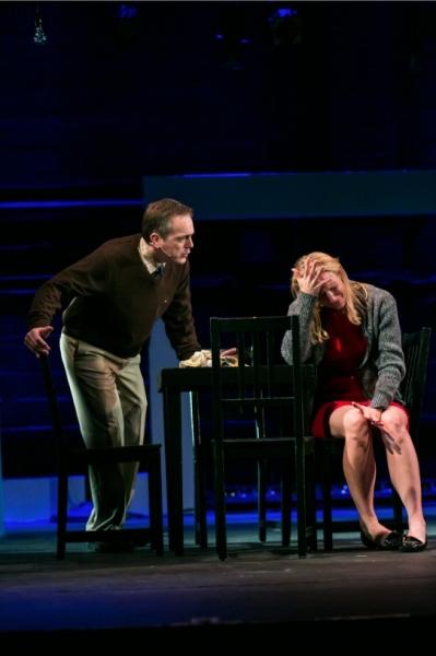 Michael Traupman as Dan and Janis Greim as Diana