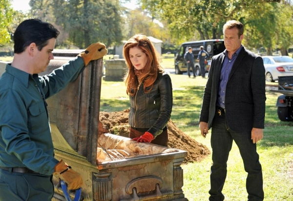 Photo Flash: First Look BODY OF PROOF's Series Finale, Airing 5/28