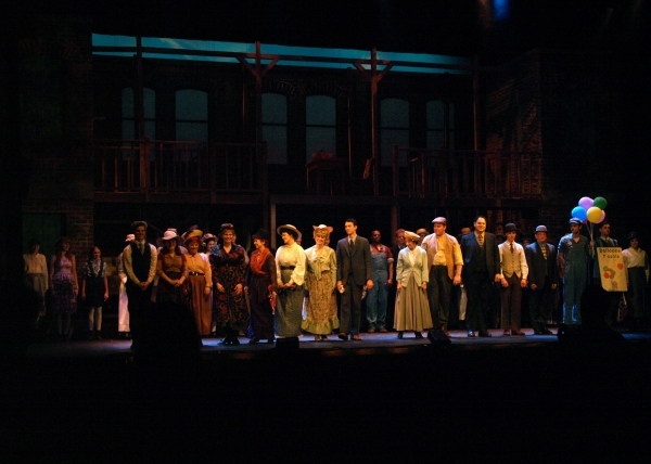 Photo Coverage: 3-D Theatricals' PARADE Celebrates Opening at Plummer Auditorium