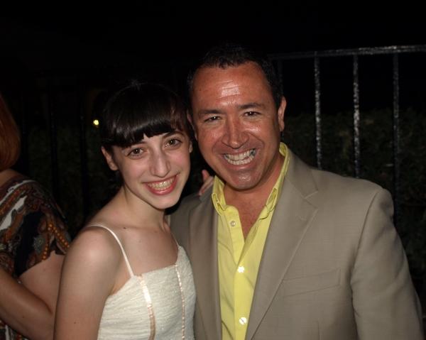 Jenna Lea Rosen and Steven Glaudini