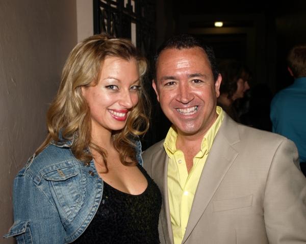 Jeanette Dawson and Steven Glaudini