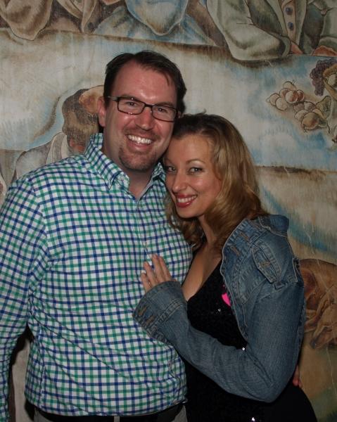 Brad Fitzgerald and Jeanette Dawson