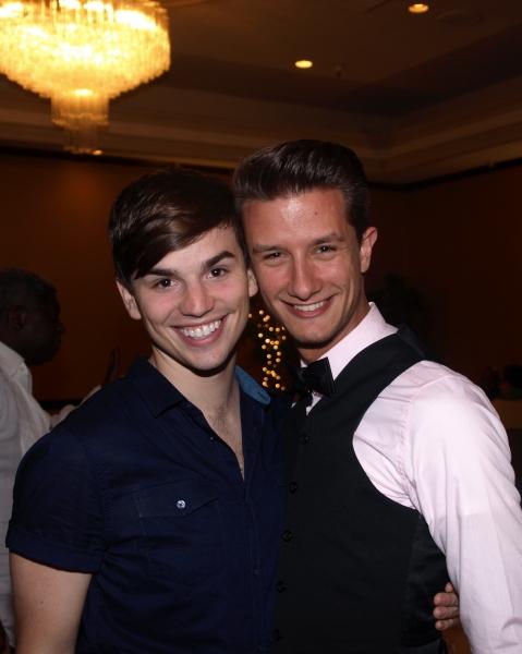 Zack Crocker and Dylan Pass Photo