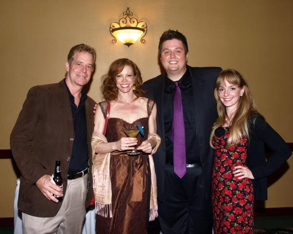 Robert Yacko, Leslie Stevens, T.J. Dawson, and Lina Alfinito