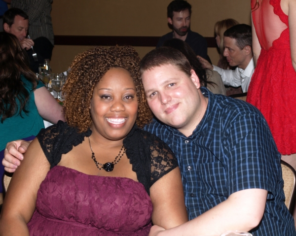 Amber Snead and Grant