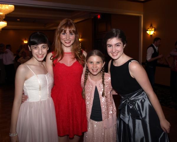 Jenna Lea Rosen, Renna Nightingale, Brennley Brown, and Valerie Rose Lohman Photo