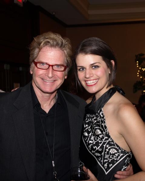 Gordon Goodman and Kristen Lamoureux