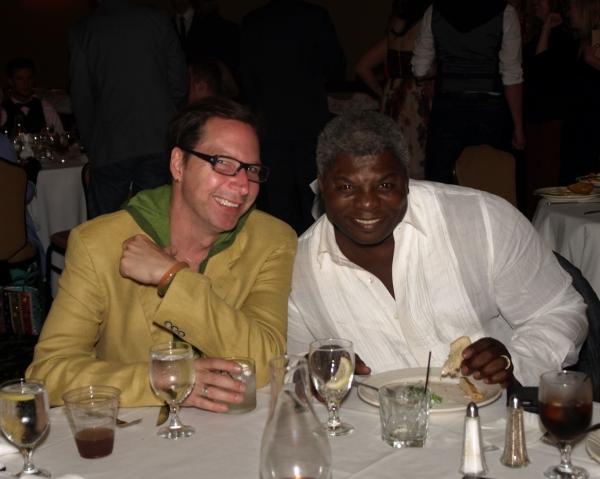 Patrick Kilian and Harrison White Photo