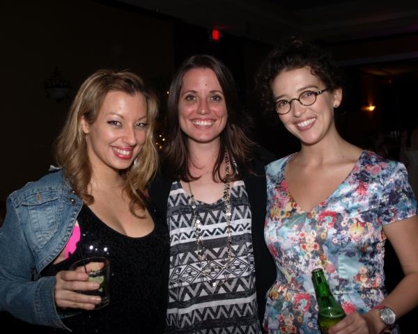 Jeanette Dawson, Gretchen Dawson, and Britney Hammond Photo