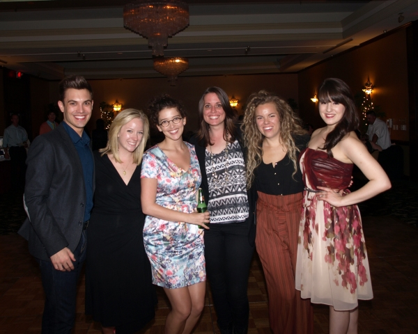 Nick Adorno, Hanna Jean Simmons, Britney Hammond, Gretchen Dawson, Alyssa M. Simmons, and Micaela Martinez