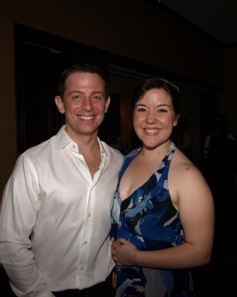 Jeff Skowron and Caitlin Humphreys