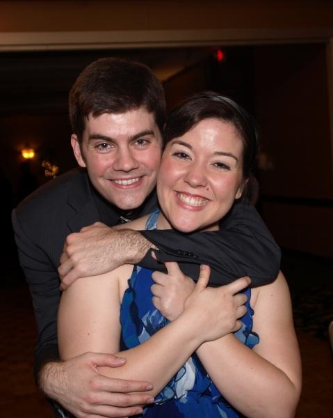 Jordan Lamoureux and Caitlin Humphreys