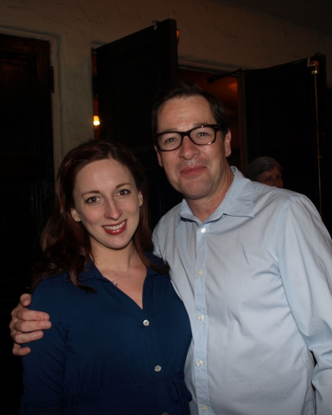 Vanessa Claire Stewart and French Stewart