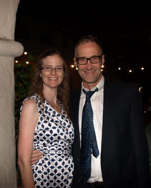 Elizabeth Doran and Brian Brophy Photo