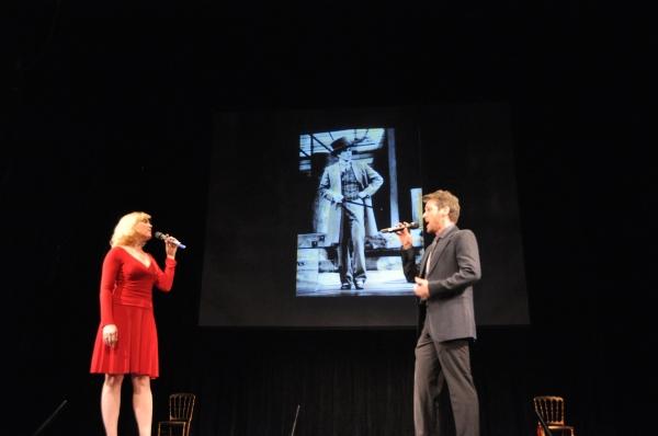 Teri Hansen and Hugh Panaro -Tribute to Kevin in Showboat