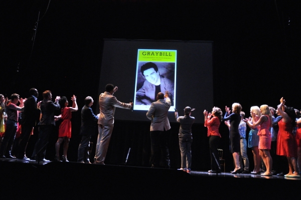 Photo Coverage: A Celebration of the Life of Kevin Gray