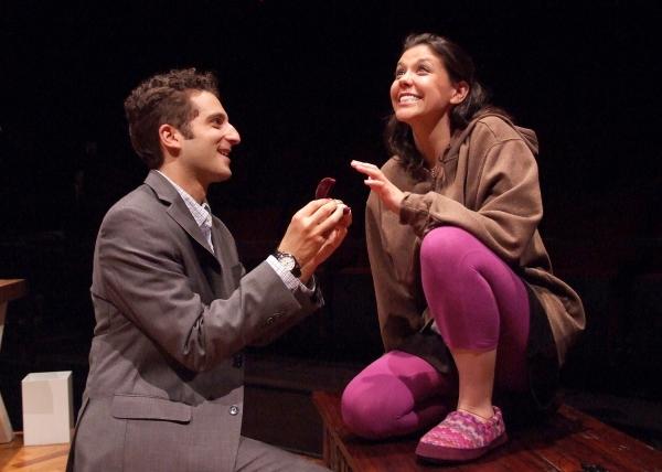 Ben Graney and Zoe Winters