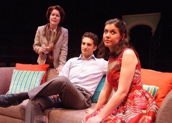 Christine Estabrook, Ben Graney and Zoe Winters