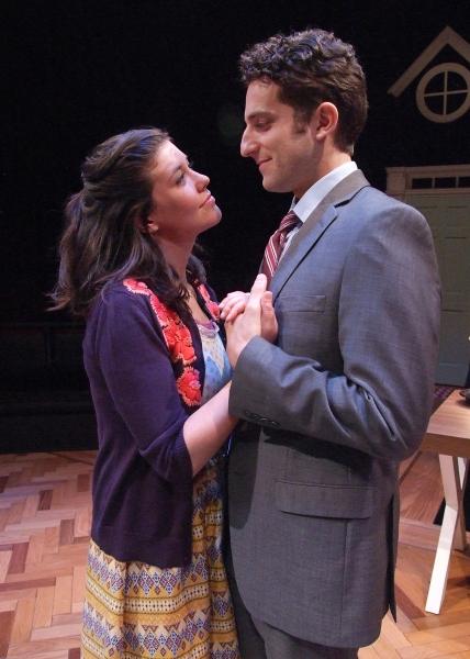 Zoe Winters and Ben Graney