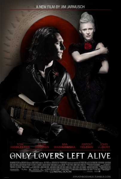 First Clips Of Hiddleston & Swinton In ONLY LOVERS LEFT ALIVE