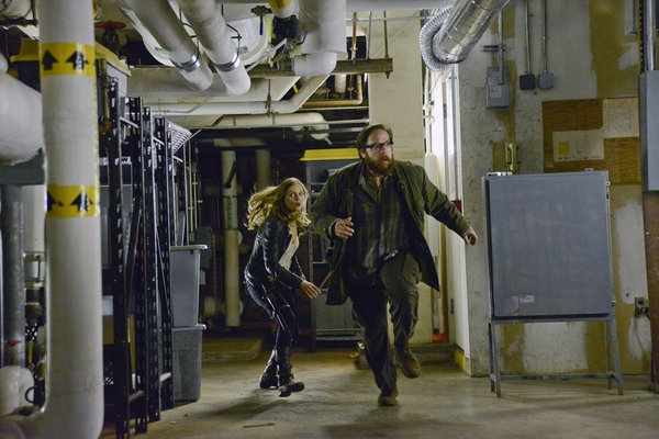 Tracy Spiridakos, Zak Orth Photo