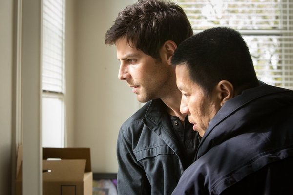 David Giuntoli, Reggie Lee