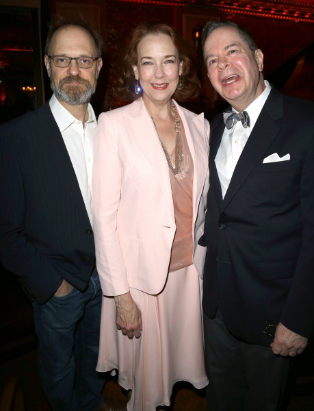 David Hyde Pierce, Harriet Harris, Peter Bartlett