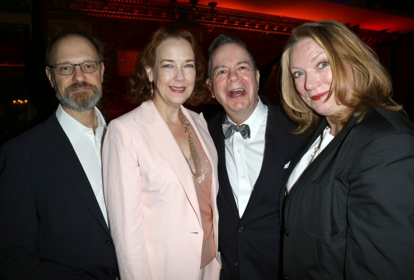 David Hyde Pierce, Harriet Harris, Peter Bartlett, Kristine Nielsen