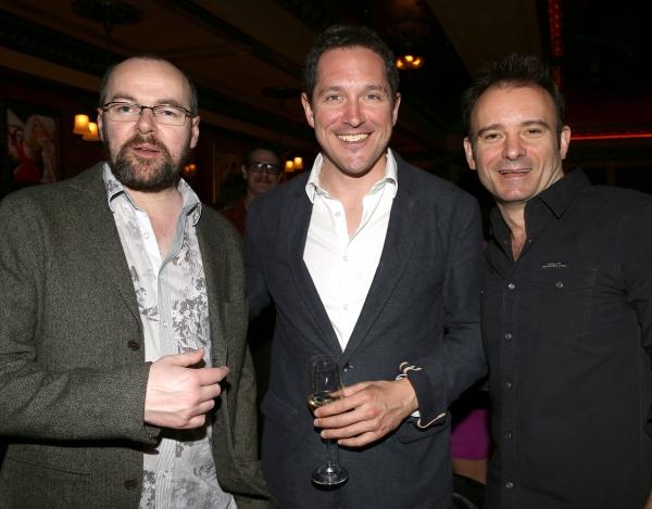Dennis Kelly, Bertie Carvel, Matthew Warchus