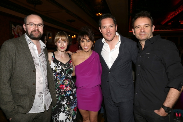 Dennis Kelly, Lauren Ward, Lesli Margherita, Bertie Carvel, Matthew Warchus