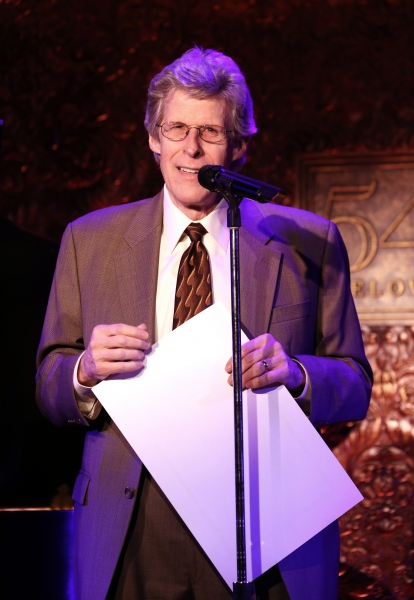 Rodgers & Hammerstein Organization President Ted Chapin  Photo