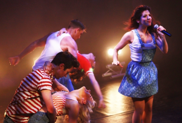 Photo Flash: New Production Shots from AN EVENING OF DIRTY DANCING UK Tour