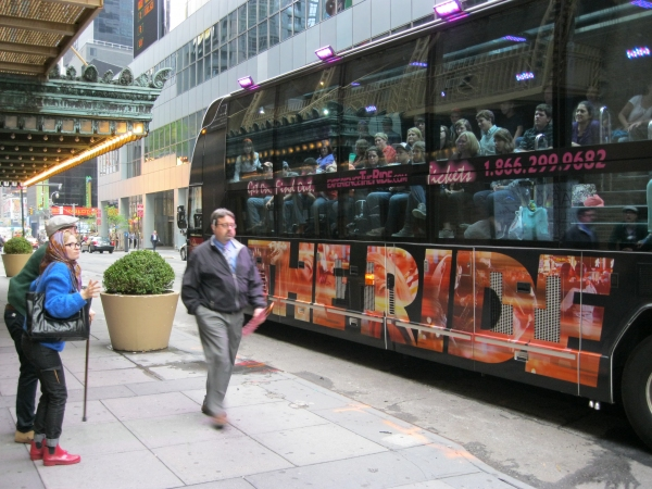 Photo Flash: HOW TO BE A NEW YORKER Performs for THE RIDE