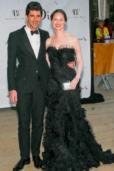 Daniel Capello and Amanda Beck