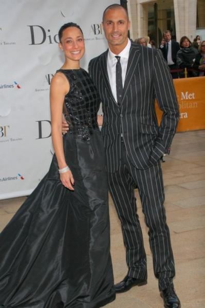 Nigel and Cristen Barker