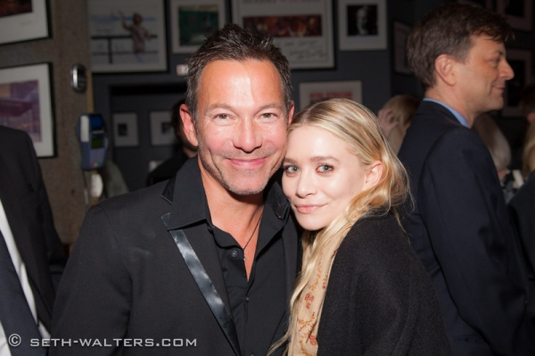 Cortes Alexander and Ashley Olsen