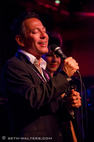 Photo Flash: Cortes Alexander Brings THE SWELL SHOW to Birdland