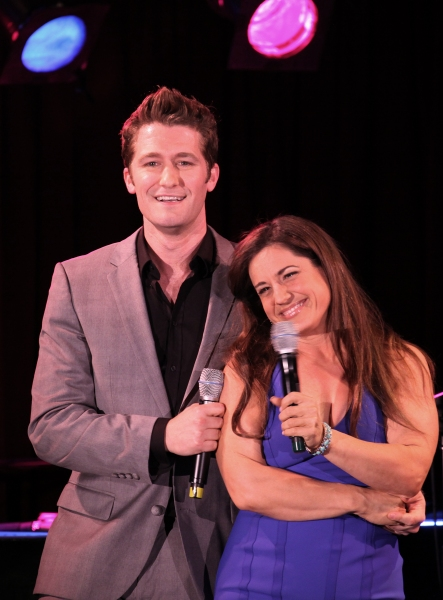 Photo Coverage: Matthew Morrison, Andy Karl, Kerry Butler and More Perform at The 'Mr. Abbot' Award Ceremony Honoring Jerry Mitchell!