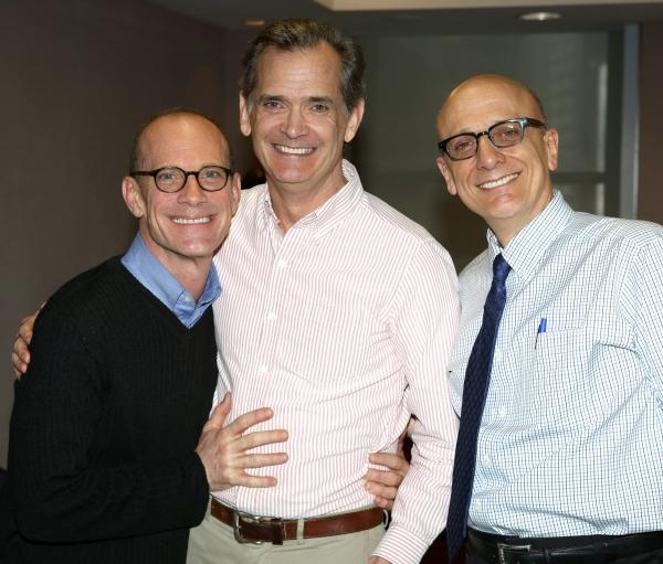 David Drake, Sean Strub, Tom Viola  Photo