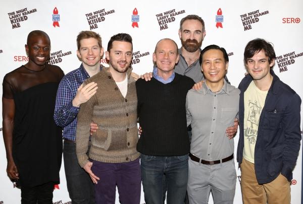 Donald C. Shorter Jr., Rory O''Malley, Chad Ryan, David Drake, Aaron Tone, B.D. Wong, and Wesley Taylor