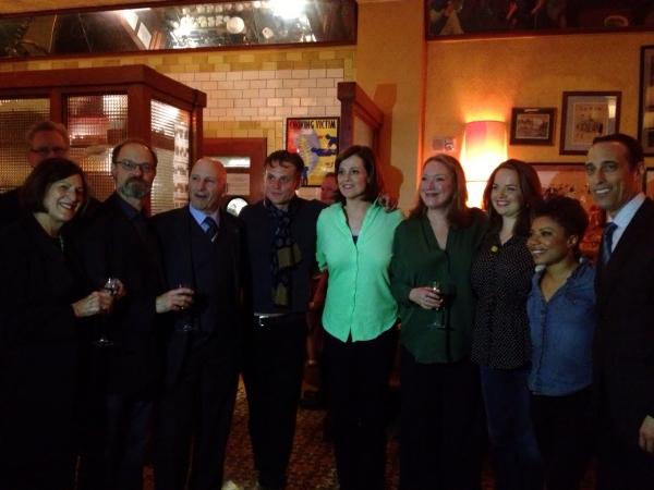 Lou-Ellen Barkan, David Hyde Pierce, Lonnie Wollin, Billy Magnussen, Sigourney Weaver, Kristine Nielsen, Liesel Allen Yeager, Shalita Grant, Jeffrey Jones