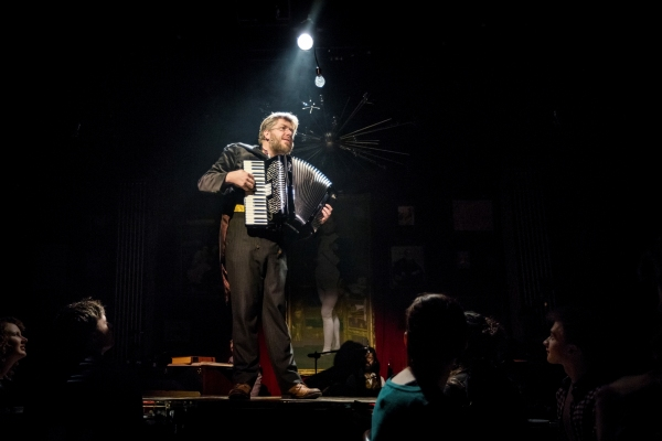 Dave Malloy as Pierre