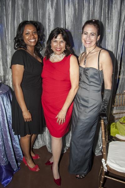 Dafina McMillan, Diane Rodriguez, Olga Sanchez