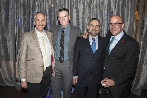 Philip Himberg, Claybourne Elder, Michael Porto, Eric Rosen Photo
